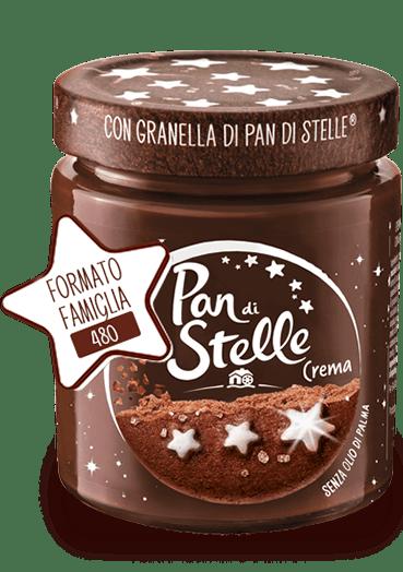 Crema Pan di Stelle - Vasetto 480 grammi