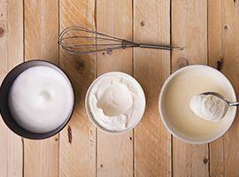 unire al composto di uova e zucchero il mascarpone