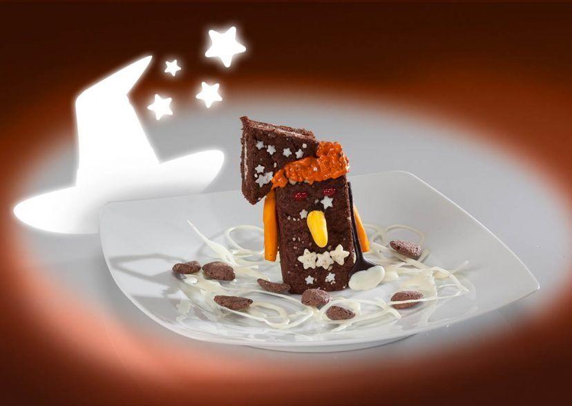 Strega di Merendina al Cioccolato Bianco