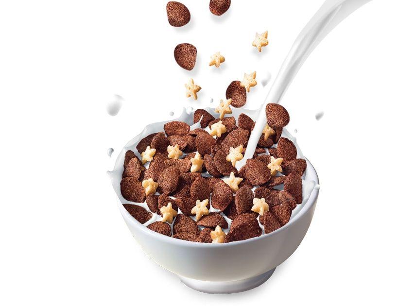 Cereali Pan di Stelle